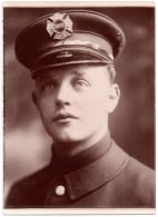 Image: FDNY Capt. Walter Marquardt, circa 1920
