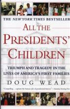 "Image: ""All the Presidents' Children"" book cover"