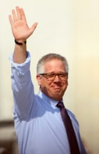 "Image: Glenn Beck Hosts Controversial ""Restoring Honor"" Rally At Lincoln Memorial"