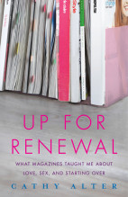 "Image: book cover ""Up For Renewal"""