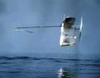 Gossamer Albatross pedaled across English Channel