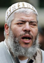 FILE PHOTO: ABU HAMZA AL-MASRI