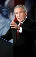 President Bush Speaks About Immigration Reform