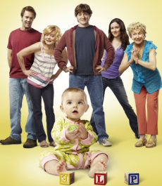 "Image: Cast of ""Raising Hope"""