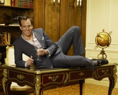 "Image: Will Arnett on ""Running Wilde"""