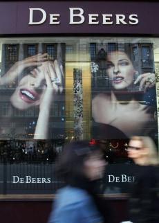 Image: De Beers store