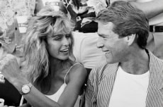 Image: Farrah Fawcett and Ryan O'Neal