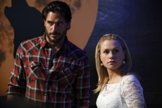 "Image: Alcide and Sookie on ""True Blood"""