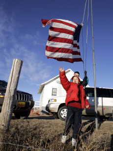 Image: Nebraska schoolchildren