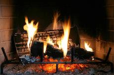 Image: Fireplace