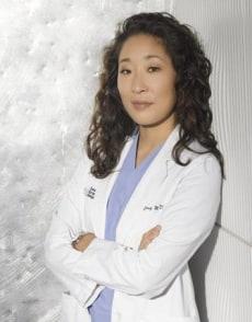 "Image: Sandra Oh ""Grey's Anatomy"""