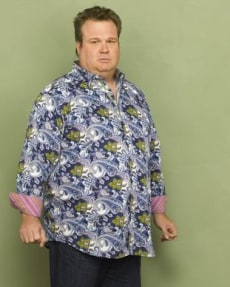 "Image: Eric Stonestreet on ""Modern Family"""
