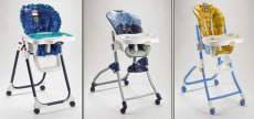 Image: Healthy Care High Chair, Close to Me High Chair, Easy Clean High Chair