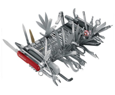 Image: 87-tool Swiss Army knife