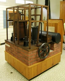 Image: John Gorrie's ice-making machine