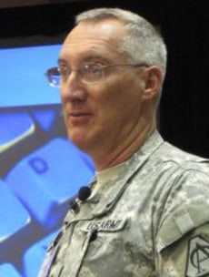 Image: Major General Peter Fuller