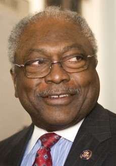 Image: Rep. James E. Clyburn