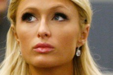 Image: Paris Hilton Court Appearance At The Clark County Regional Justice Center