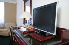 Image: hotel room