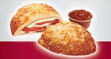 Image: Auntie Anne's Pepperoni Pretzel Pocket