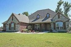 Image: Oklahoma home