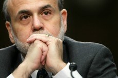 Image: Fed Chair Ben Bernanke