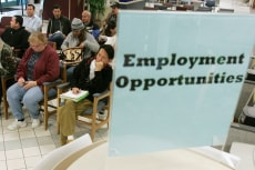 Image: Employment Development Department office in San Jose, Calif.