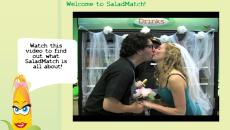 Image: SaladMatch.com web page