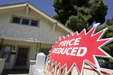 Image: Home for sale, price reduced