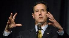 Image: Rick Santorum