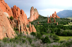 Image: Garden of the Gods Park