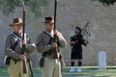 Image: San Angelo Memorial Day celebration
