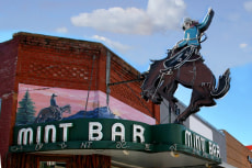 Image: Mint Bar, Sheridan, Wy.
