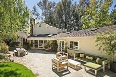Image: Adams home