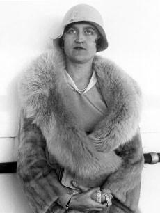 Huguette Clark in 1930