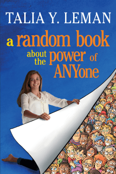 "Image: Book cover for ""A Random Book About the Power of Anyone"""