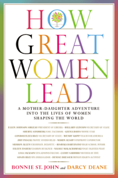 "Image: Book cover for ""How Great Women Lead"""