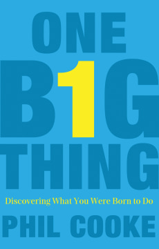 "Image: Book cover for ""One Big Thing"""