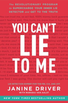 "Image: Book cover for ""You Can't Lie to Me"""