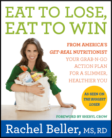"Image: Book cover for ""Eat to Lose, Eat to Win"""