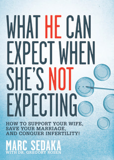 "Image: Book cover for ""What He Can Expect When She's Not Expecting"""