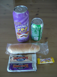 Image: Candwich sandwich meal