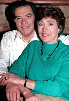 Image: Leo Mascheroni and his wife Marjorie