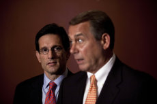 Image: Boehner and Cantor