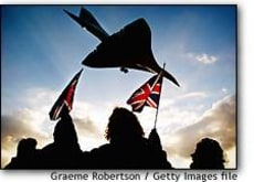 Image: Concorde flight