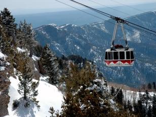 Image: Sandia Peak Tram