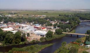 Image: Saratoga, Wyoming
