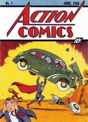 Image: Action Comics #1