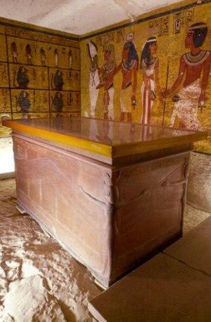 Image: Tut tomb