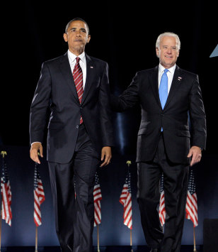 Image: Barack Obama, Joe Biden
